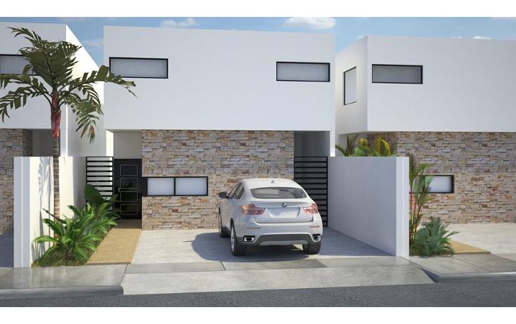 Foto de casa en venta en  , leandro valle, m?rida, yucat?n, 1644994 No. 01
