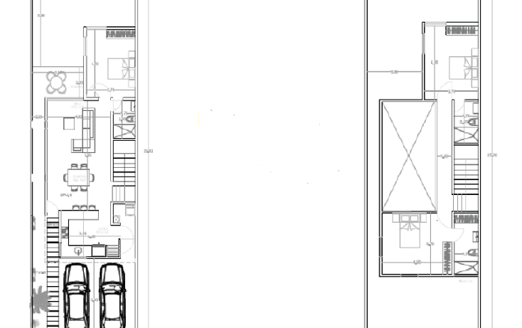 Foto de casa en venta en  , leandro valle, mérida, yucatán, 1644994 No. 03