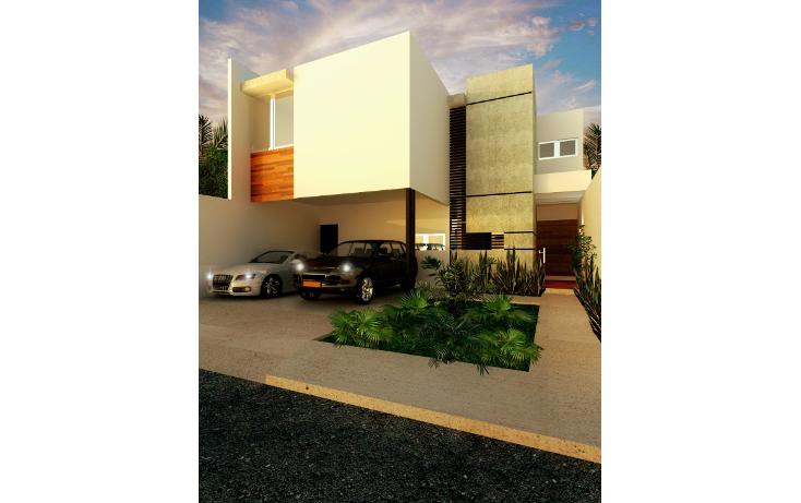 Foto de casa en venta en  , leandro valle, mérida, yucatán, 1696266 No. 01