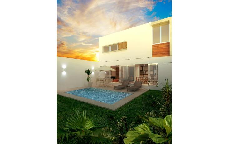 Foto de casa en venta en  , leandro valle, mérida, yucatán, 1696266 No. 02