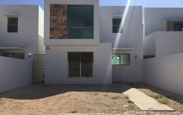 Foto de casa en venta en  , leandro valle, mérida, yucatán, 1720968 No. 01