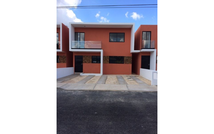 Foto de casa en venta en  , leandro valle, mérida, yucatán, 1728760 No. 01