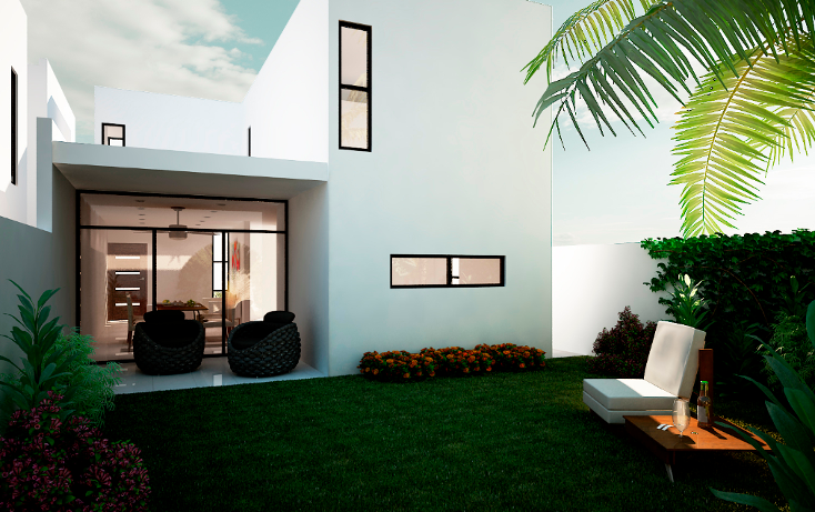 Foto de casa en venta en  , leandro valle, mérida, yucatán, 1737182 No. 02