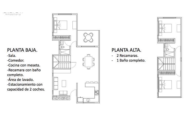 Foto de casa en venta en  , leandro valle, mérida, yucatán, 1737182 No. 04
