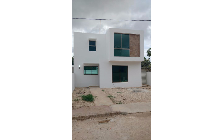Foto de casa en venta en  , leandro valle, mérida, yucatán, 1738158 No. 01