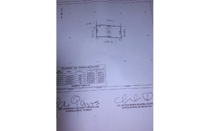 Foto de terreno habitacional en venta en  , leandro valle, mérida, yucatán, 1742607 No. 01