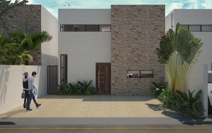Foto de casa en venta en, leandro valle, mérida, yucatán, 1832754 no 01