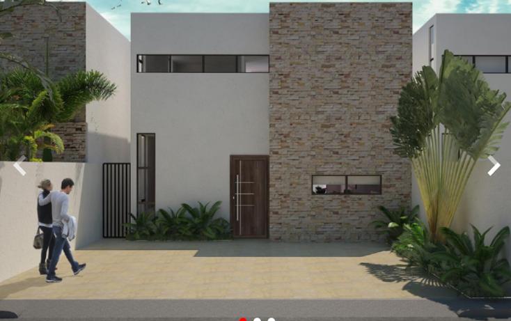 Foto de casa en venta en  , leandro valle, mérida, yucatán, 1832854 No. 01