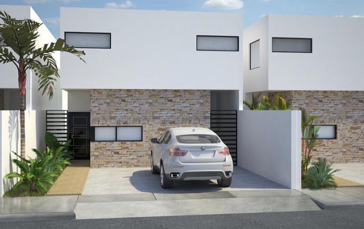 Foto de casa en venta en, leandro valle, mérida, yucatán, 1855986 no 01