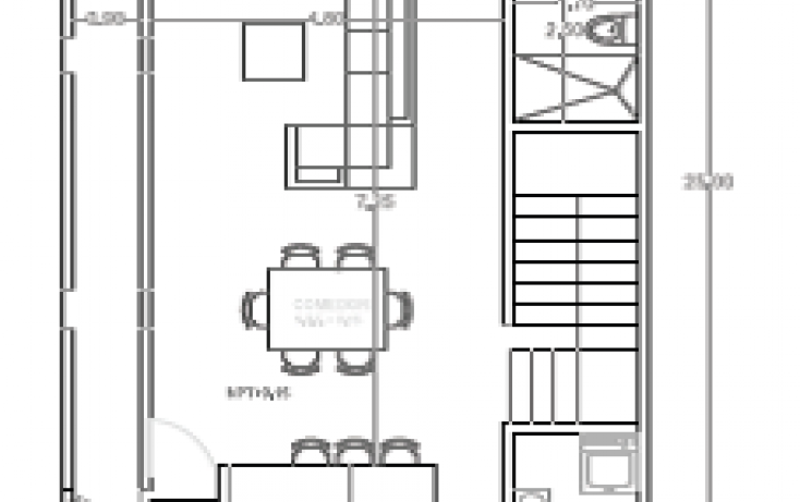 Foto de casa en venta en, leandro valle, mérida, yucatán, 1855986 no 03
