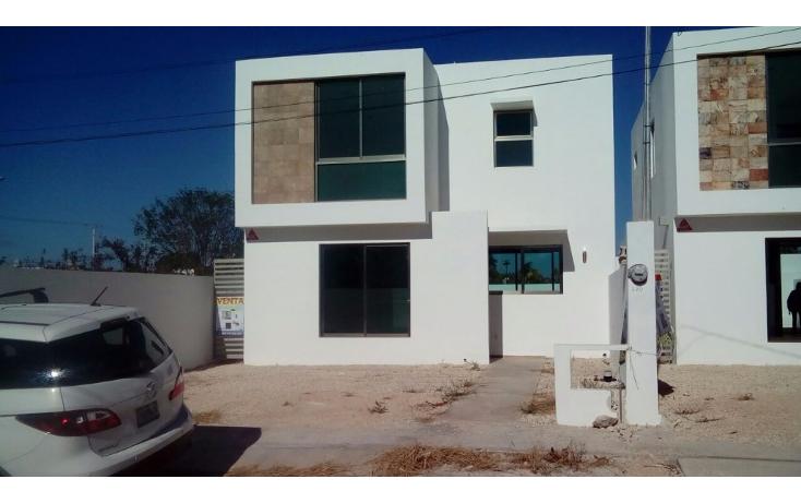 Foto de casa en venta en  , leandro valle, m?rida, yucat?n, 1894362 No. 01