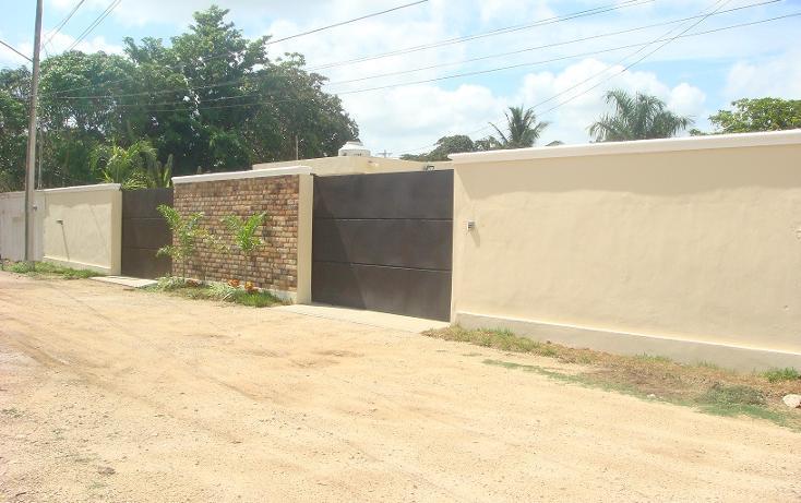 Foto de casa en venta en  , leandro valle, mérida, yucatán, 1911146 No. 01