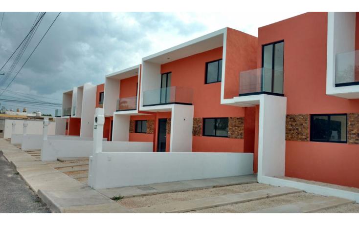 Foto de casa en venta en  , leandro valle, m?rida, yucat?n, 1911380 No. 01