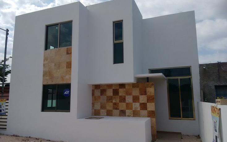 Foto de casa en venta en  , leandro valle, m?rida, yucat?n, 1929766 No. 01