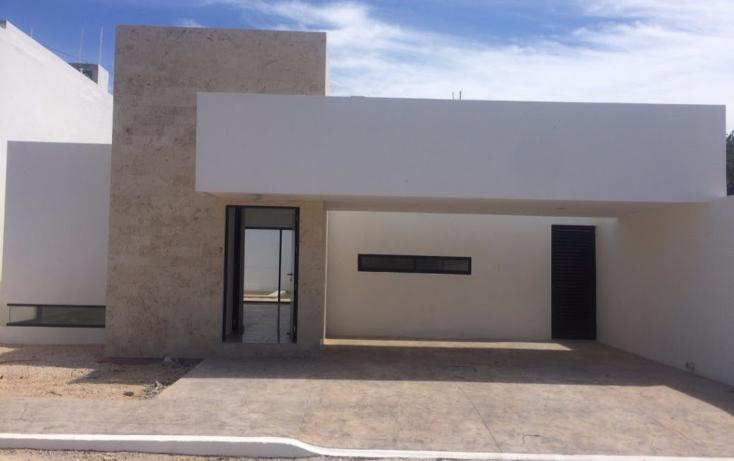 Foto de casa en venta en  , leandro valle, mérida, yucatán, 1971764 No. 01