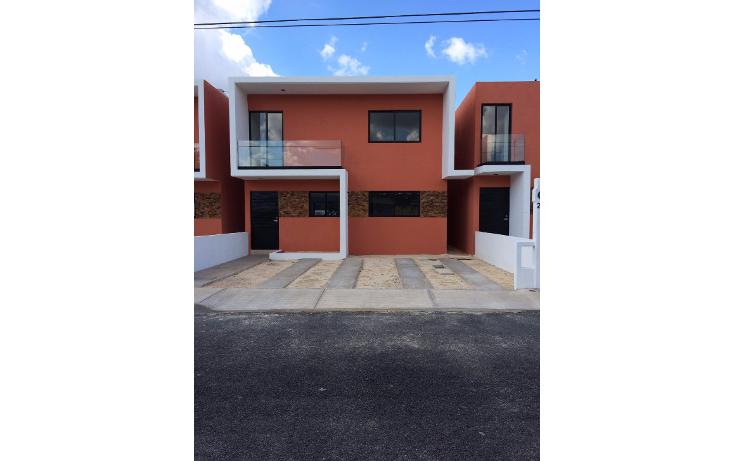 Foto de casa en venta en  , leandro valle, mérida, yucatán, 2004444 No. 01