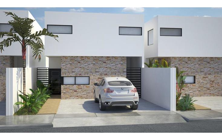 Foto de casa en venta en  , leandro valle, mérida, yucatán, 2005870 No. 01