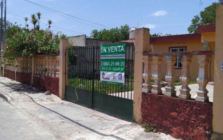 Foto de casa en venta en, leandro valle, mérida, yucatán, 938271 no 01