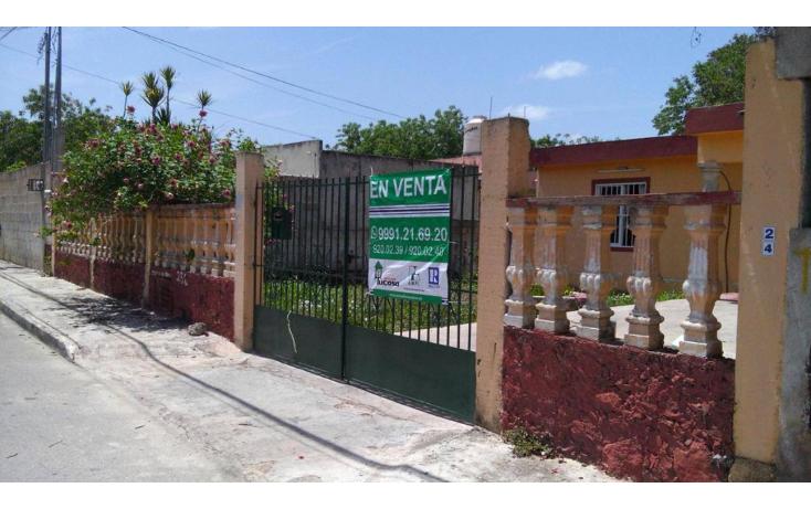 Foto de casa en venta en  , leandro valle, m?rida, yucat?n, 938271 No. 01