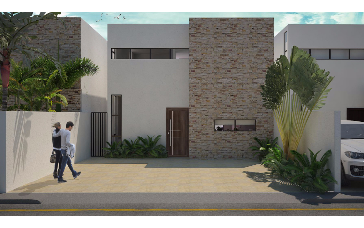Foto de casa en venta en  , leandro valle, mérida, yucatán, 945445 No. 01
