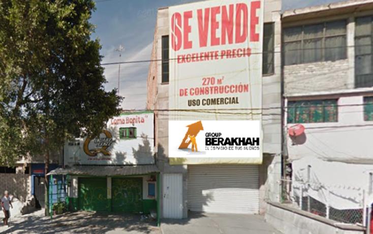Foto de edificio en venta en  , lechería, tultitlán, méxico, 1099693 No. 01