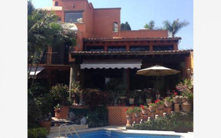 Foto de casa en venta en leñeros 108, la estrella, cuernavaca, morelos, 1635056 no 01