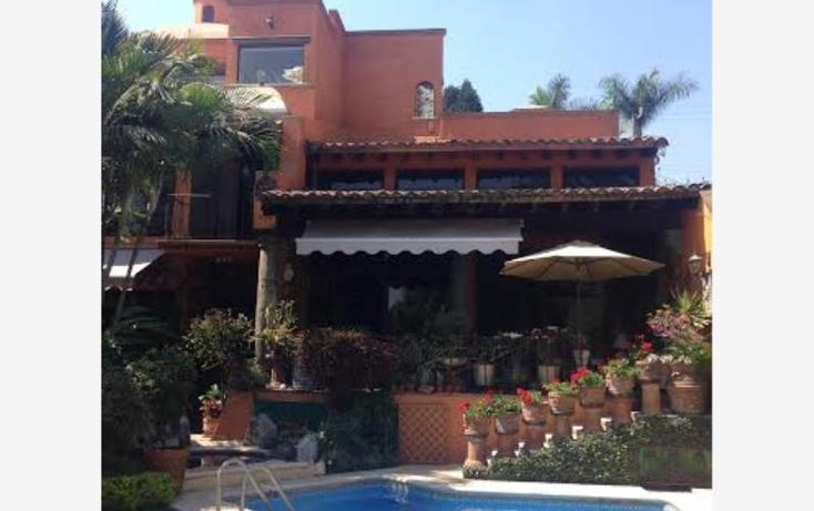 Foto de casa en venta en leñeros 108, vista hermosa, cuernavaca, morelos, 1635056 No. 01