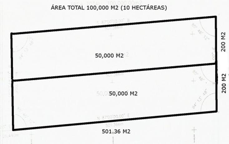 Foto de terreno habitacional en venta en  , leona vicario, benito ju?rez, quintana roo, 1056689 No. 02