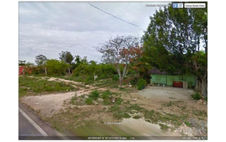 Foto de terreno habitacional en venta en, leona vicario, benito juárez, quintana roo, 503795 no 02