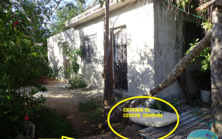 Foto de terreno habitacional en venta en  , leona vicario, othón p. blanco, quintana roo, 1856670 No. 03