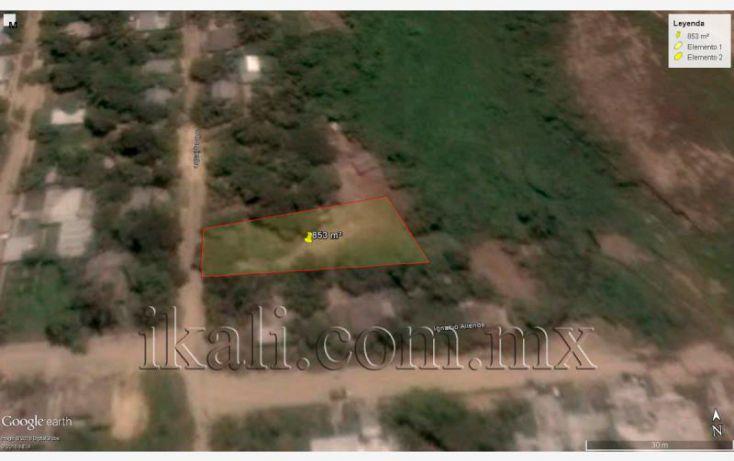 Foto de terreno habitacional en venta en leona vicario, túxpam vivah, tuxpan, veracruz, 1923582 no 08