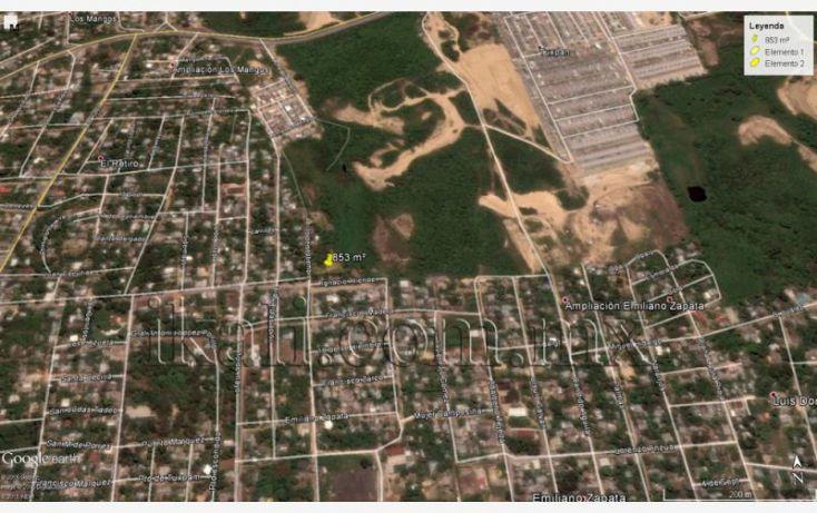 Foto de terreno habitacional en venta en leona vicario, túxpam vivah, tuxpan, veracruz, 1923582 no 09
