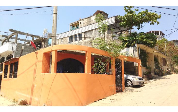 Foto de casa en venta en  , leonardo rodriguez alcaine, acapulco de ju?rez, guerrero, 1096481 No. 01