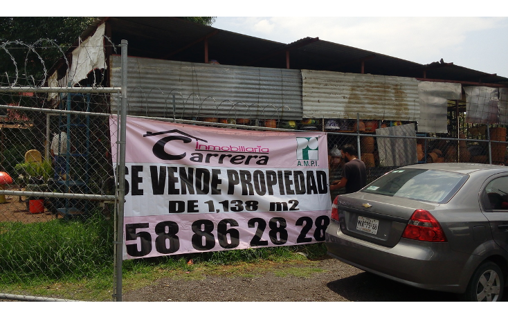 Foto de terreno comercial en venta en lerdo de tejada , independencia 1a. sección, nicolás romero, méxico, 2034010 No. 03