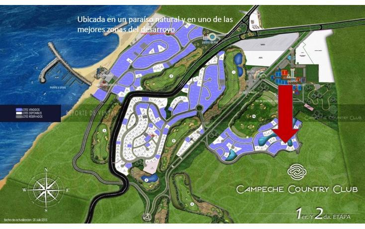 Foto de casa en venta en  , lerma, campeche, campeche, 1694896 No. 12