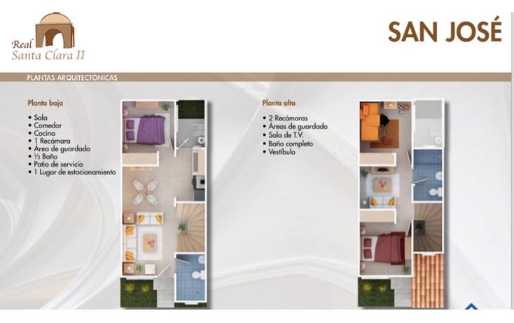 Foto de casa en venta en  , lerma de villada centro, lerma, méxico, 1435069 No. 02