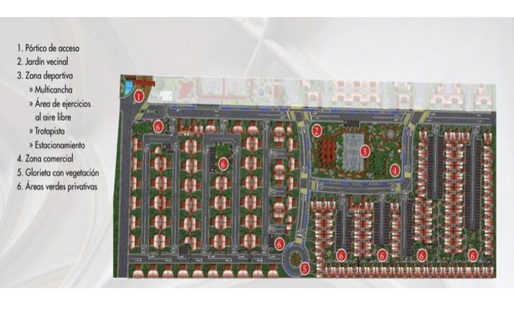 Foto de casa en venta en  , lerma de villada centro, lerma, méxico, 1435069 No. 06