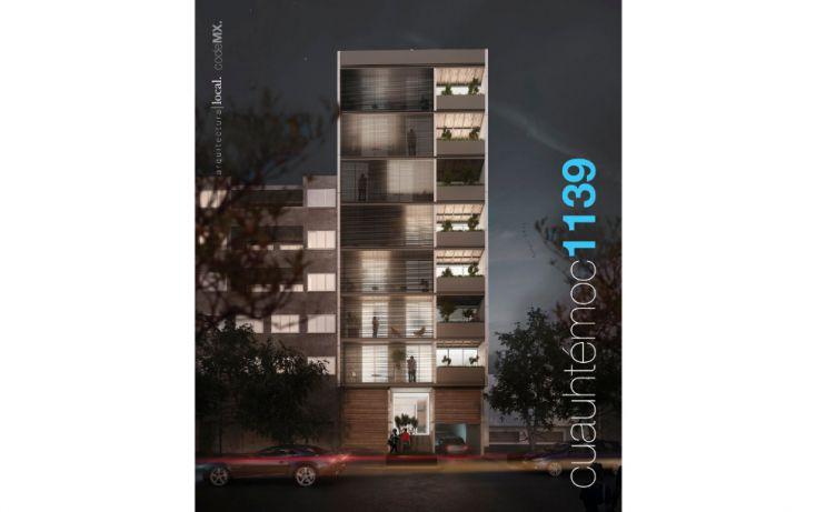 Foto de departamento en venta en, letrán valle, benito juárez, df, 1665742 no 01