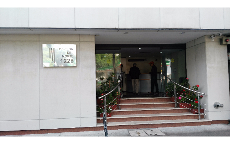 Foto de oficina en renta en  , letrán valle, benito juárez, distrito federal, 1297915 No. 04