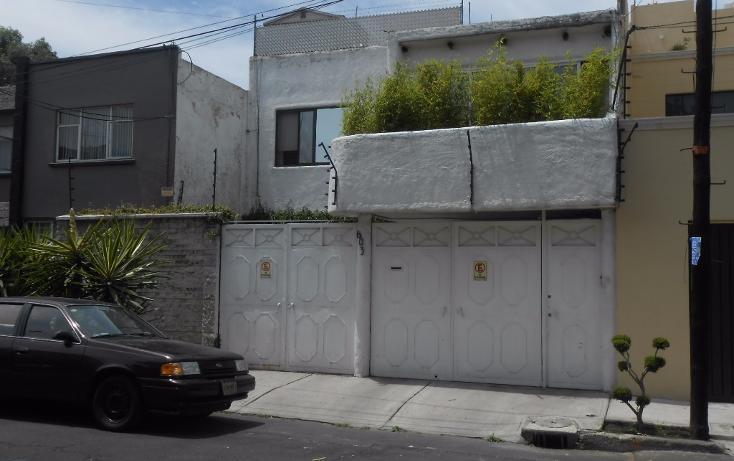 Foto de casa en venta en  , letr?n valle, benito ju?rez, distrito federal, 1893990 No. 01