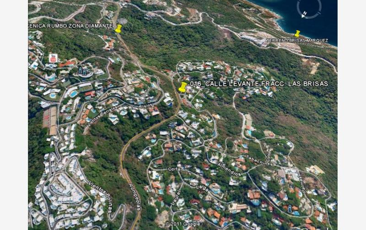 Foto de terreno habitacional en venta en levante 5, las brisas 1, acapulco de ju?rez, guerrero, 1804396 No. 06