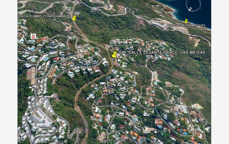 Foto de terreno habitacional en venta en levante 5, las brisas 1, acapulco de juárez, guerrero, 2687395 No. 06