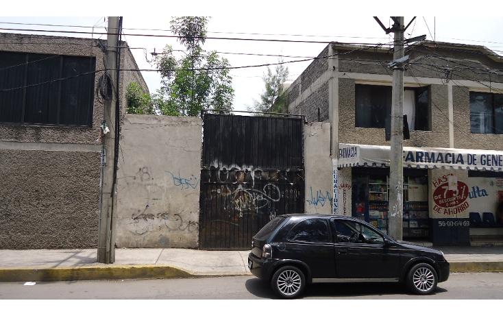 Foto de bodega en venta en  , leyes de reforma 1a sección, iztapalapa, distrito federal, 1119135 No. 01