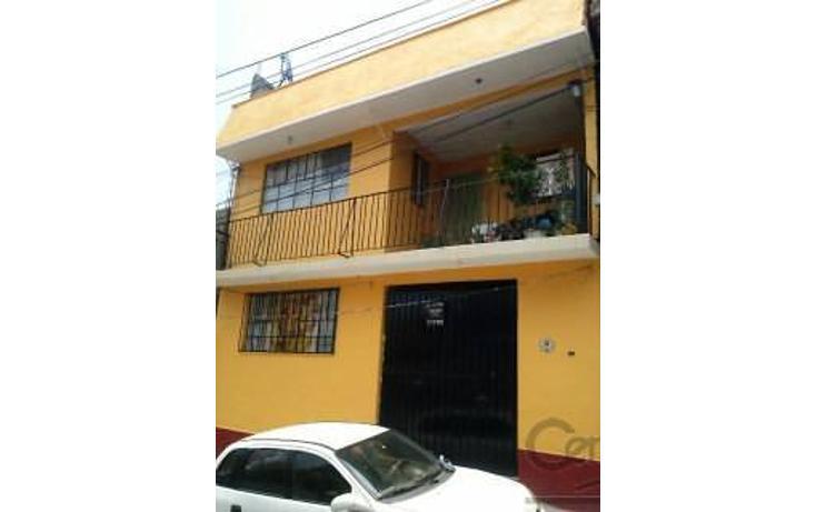 Foto de casa en venta en  , liberales de 1857, álvaro obregón, distrito federal, 1858024 No. 01