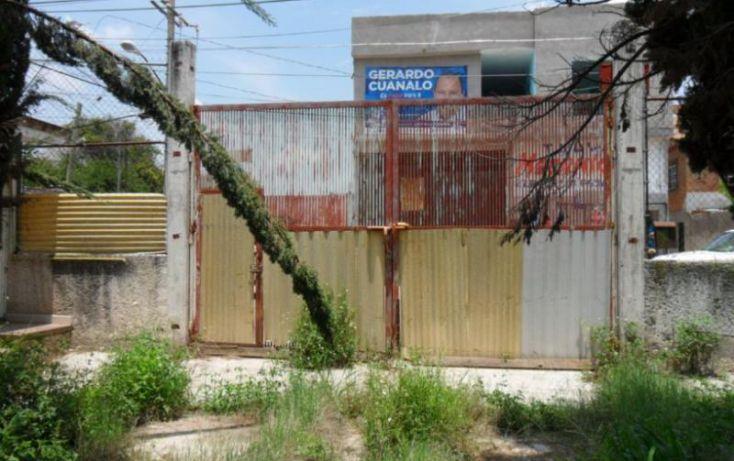 Foto de terreno industrial en venta en libertad 1, felipe carrillo puerto, querétaro, querétaro, 1437565 no 04