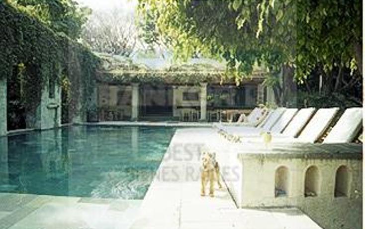 Foto de casa en renta en  1, la carolina, cuernavaca, morelos, 595843 No. 01