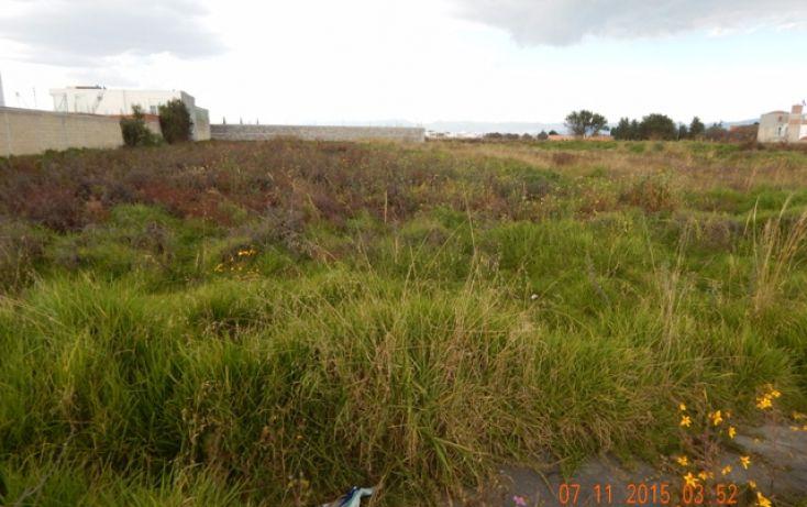 Foto de terreno habitacional en venta en libertad, bellavista, metepec, estado de méxico, 1492073 no 09