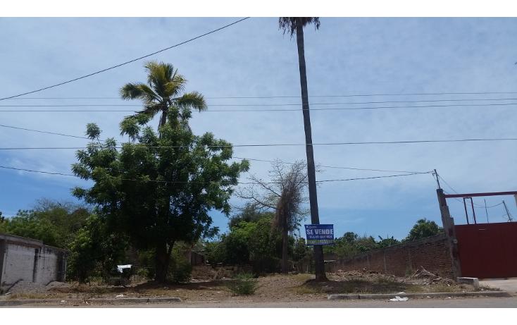 Foto de terreno habitacional en venta en  , libertad, culiac?n, sinaloa, 1940904 No. 01