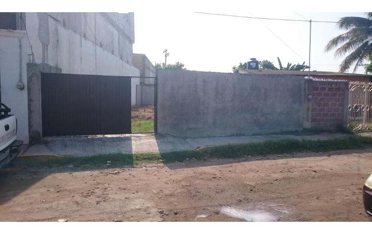 Foto de terreno habitacional en venta en  , libertad de expresión, veracruz, veracruz de ignacio de la llave, 1301567 No. 01