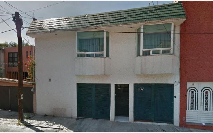 Foto de casa en venta en libra 00, prado churubusco, coyoac?n, distrito federal, 1953192 No. 01